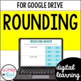 Google Classroom Distance Learning Rounding
