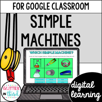 Simple Machines for Google Drive & Google Classrooom