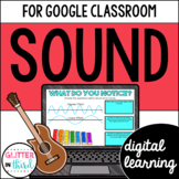 Sound for Google Drive & Google Classroom