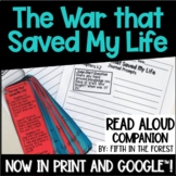 The War That Saved My Life Read Aloud Companion for Distan