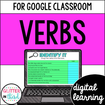 Verbs for Google Drive & Google Classroom