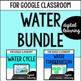 Google Drive & Google Classroom: Water Cycle
