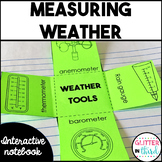 Weather tools & meteorology Interactive Notebook