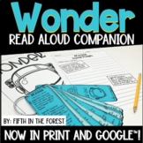 Wonder Read Aloud Companion for Distance Learning