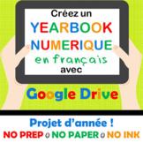 Créez un YEARBOOK NUMERIQUE - En français