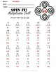Multiplication Worksheets -  Double Digit