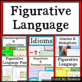 Figurative Language MEGA-Bundle for PROMETHEAN Board