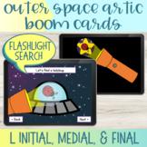 Flashlight Search I Spy Articulation Boom Cards™ L Sound