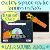 Flashlight Search I Spy Articulation Boom Cards™ Later Sou