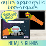 Flashlight Search I Spy Articulation Boom Cards™ S Blends