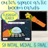 Flashlight Search I Spy Articulation Boom Cards™ SH Sound