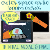 Flashlight Search I Spy Articulation Boom Cards™ TH Sound