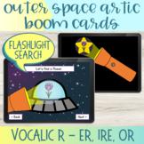 Flashlight Search I Spy Articulation Boom Cards™ Vocalic R