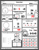 Christmas Morning Work First Grade - Christmas Math Worksheets