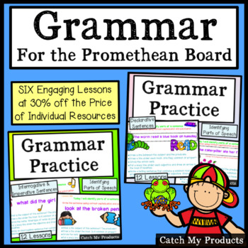 Grammar Review and Practice MEGA-Bundle for ACTIVE SOFTWARE