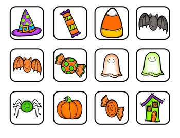 Halloween Patterning Center