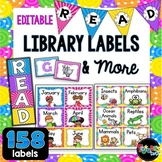 Library Labels Mega-Bundle