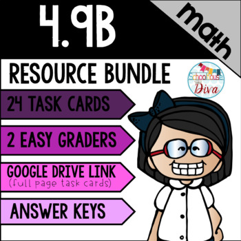 Stem and Leaf Plots, Frequency Tables, & Dot Plots - 4.9B TEKS Resource Bundle