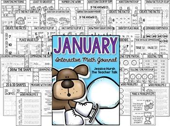 January Math Journal