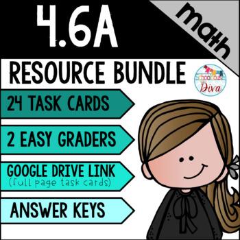 Lines and Angles - 4.6A Math TEKS Resource Bundle