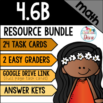 Lines of Symmetry - 4.6B Math TEKS Resource Bundle