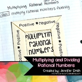 Multiplying and Dividing Rational Numbers for Interactive