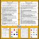 EARLY CONCEPTS: Quick Informal Assessments & Progress Moni
