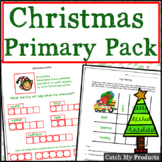 Christmas Activities and Christmas Games Packet