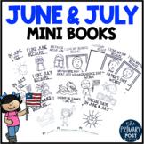June and July Mini-Books