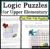 Digital Logic Puzzles Worksheets