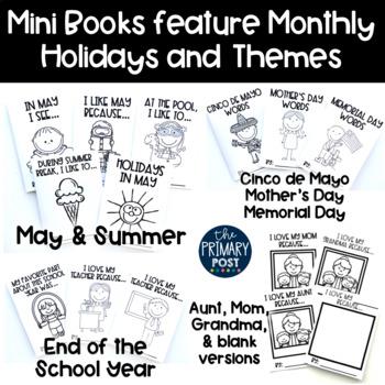 May Mini-Books