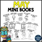 May Mini Books