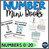 Number Mini Books