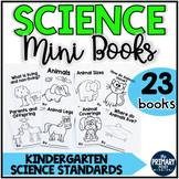 Kindergarten Science Mini-Books