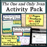 The One and Only Ivan Novel Study Bundle