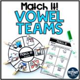 Vowel Teams Centers