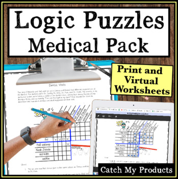 Doctor's Office Logic Puzzles