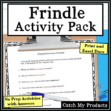 Frindle Activities