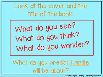 Frindle Novel Study Bundle