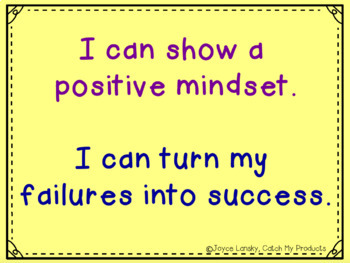 Growth Mindset Projects for PROMETHEAN Board Use