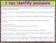 Pronouns for PROMETHEAN Board