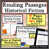 Short Stories with Comprehension Questions