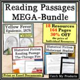 Short Stories with Comprehension Questions Mega Bundle