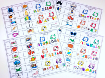 No Prep Speech Game Companion for Any Game - Early Sounds
