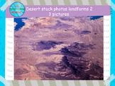 Desert Landforms 2 Stock Photographs
