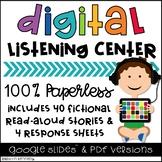 50% OFF PAPERLESS LISTENING CENTER