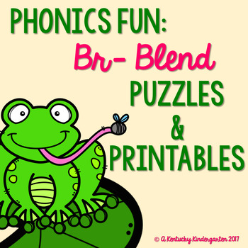 Phonics Fun: BR Blends