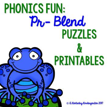 Phonics Fun: Pr Blends