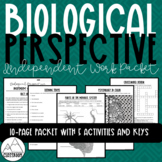 Psychology: Biological Perspective Independent Work Packet
