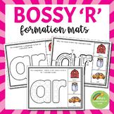 R-Controlled Vowels (Bossy R) Letter Formation (ar, er, ir, or, ur)